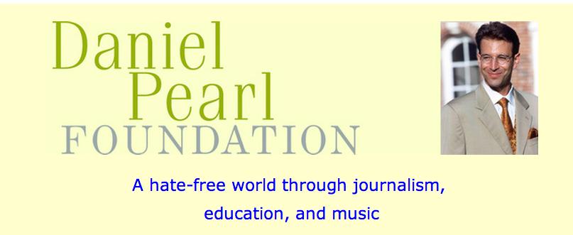 Daniel Pearl Foundation Newsletter